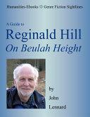 Pdf Reginald Hill: 'On Beulah Height'