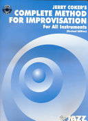 Jerry Coker's Complete Method for Improvisation