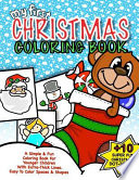 My First Christmas Coloring Book