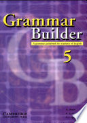 """Grammar Builder Level 5"" by Adibah Amin, Rosemary Eravelly, Farida J Ibrahim"