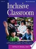 Inclusive Classroom Book