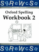 Oxford Spelling Workbook