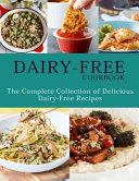 Dairy Free Cookbook Book