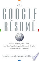 The Google Resume PDF