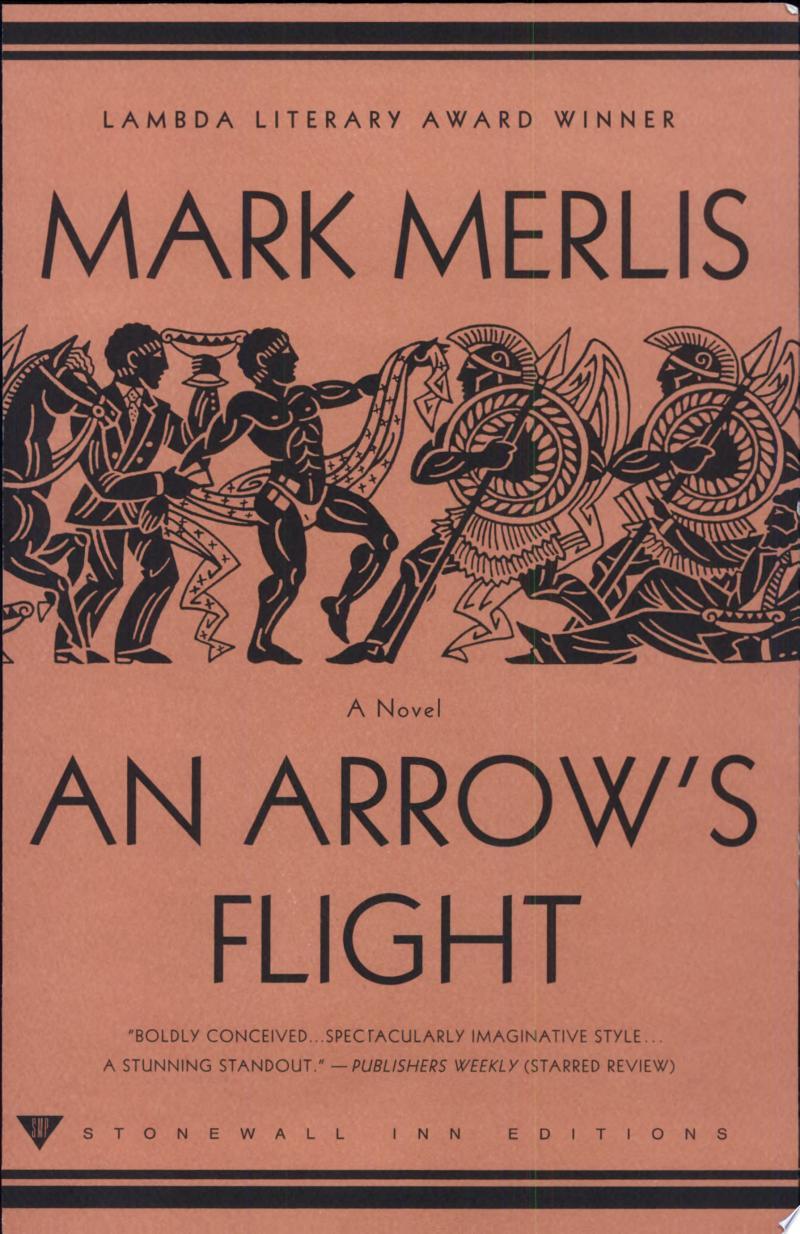 An Arrow's Flight banner backdrop