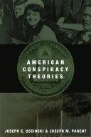 American Conspiracy Theories Pdf/ePub eBook