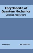 Encyclopedia of Quantum Mechanics Book