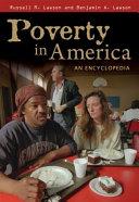 Poverty in America  An Encyclopedia