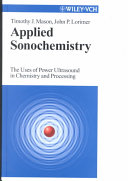 Applied Sonochemistry