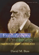 Evolutionary Psychology Book