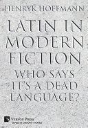 Latin in Modern Fiction [Pdf/ePub] eBook