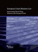European Union Business Law