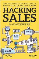 Hacking Sales Pdf