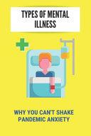 Types Of Mental Illness Book