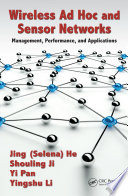Wireless Ad Hoc and Sensor Networks Book