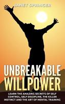 Unbreakable Willpower