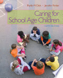 Caring for School Age Children Book