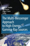 The Multi Messenger Approach To High Energy Gamma Ray Sources