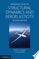 Introduction to Structural Dynamics and Aeroelasticity Book