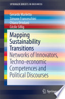 Mapping Sustainability Transitions Book PDF