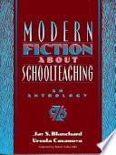 Modern Fiction about School Teaching