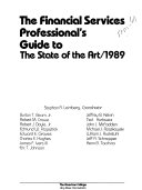 The Financial Services Professional s Guide to the State of the Art