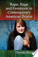Rape, Rage and Feminism in Contemporary American Drama Pdf/ePub eBook