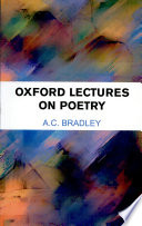 Oxford Lectures on Poetry