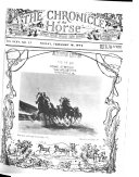 Chronicle of the Horse