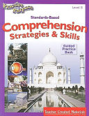 Standards-Based Comprehension Strategies & Skills