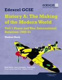 Edexcel GCSE History A