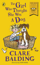Pdf The Girl Who Thought She Was a Dog: World Book Day 2018 Telecharger