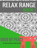 Adult Colouring Book  Doodle Pad   Relax Range Book 7