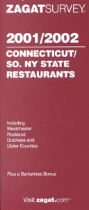 Connecticut So  NY State Restaurants