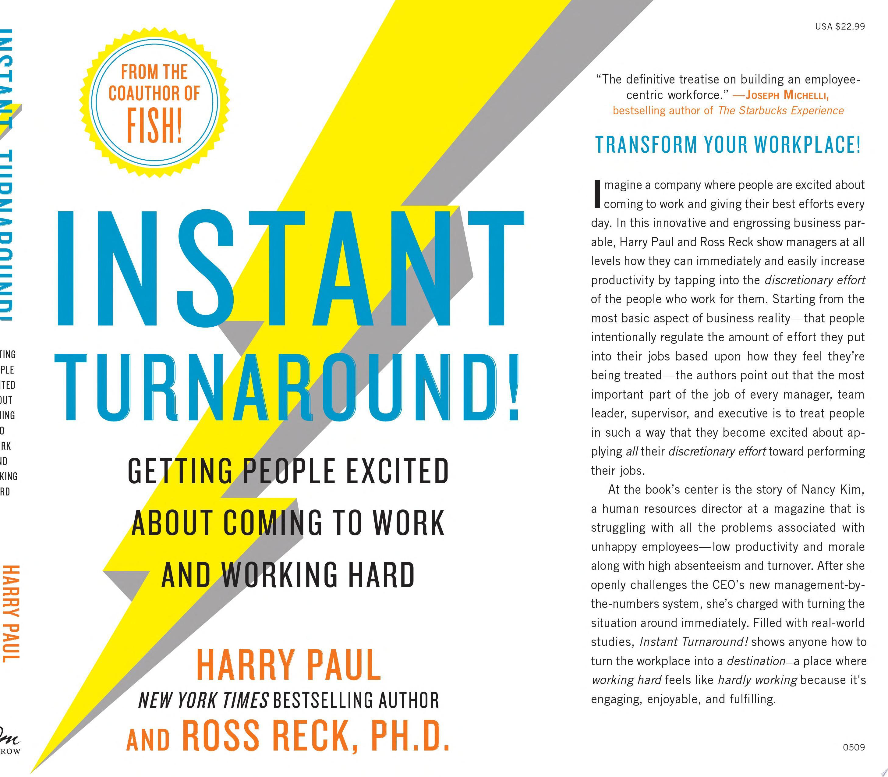 Instant Turnaround