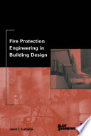Fire Protection Engineering In Building Design Book PDF