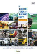The Transport System and Transport Policy Pdf/ePub eBook