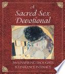 A Sacred Sex Devotional