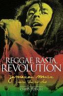 Reggae  Rasta  Revolution Book