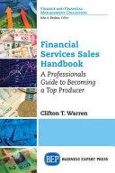 Financial Services Sales Handbook