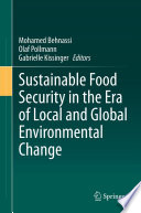 Sustainable Food Security in the Era of Local and Global Environmental Change Book