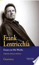Frank Lentricchia