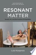 Resonant Matter Book