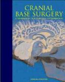 Cranial Base Surgery Book