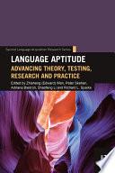 Language Aptitude