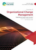 Organizational Change in Open Innovation