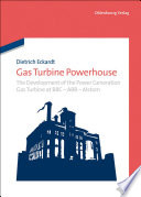 Gas Turbine Powerhouse Book