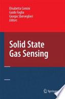 Solid State Gas Sensing