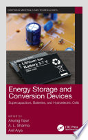Energy Storage and Conversion Devices Book