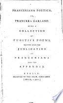 Pranceriana Poetica